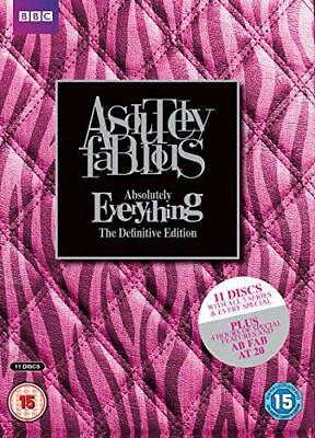 Absolutely Fabulous - Absolutely Everything Definitive Edition Box Set [DVD], Ne