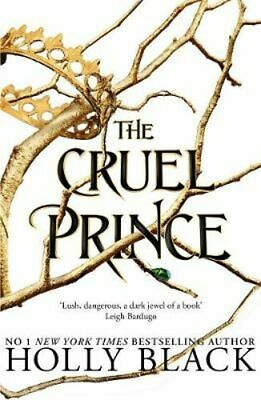 NEW The Folk of the Air : The Cruel Prince By Holly Black Paperback
