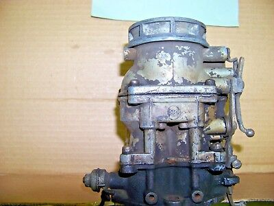 FORD 94 91-99 – Vintage/Antique 2 Barrel Carburetor Holley for 1939