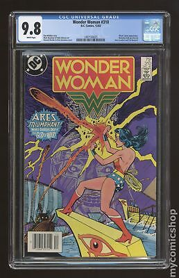 Wonder Woman (1st Series DC) #310 1983 CGC 9.8 1497130025