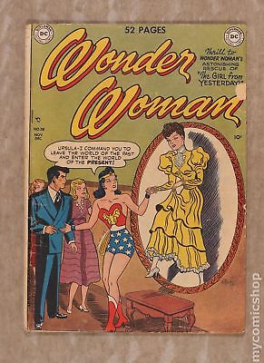 Wonder Woman (1st Series DC) #38 1949 GD/VG 3.0