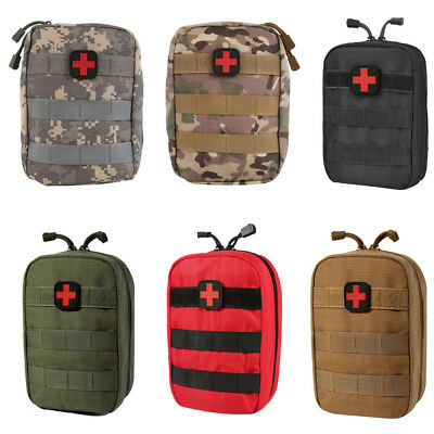 Travel Tactical First Aid kit Car First Aid Bag Medical Box Emergency Survival