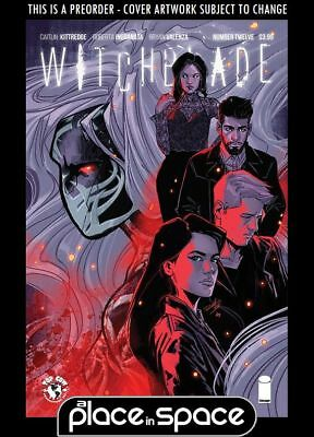 (Wk10) Witchblade, Vol. 2 #12A - Preorder 6Th Mar