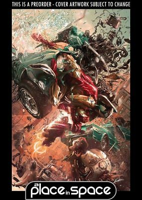 (Wk11) Tony Stark: Iron Man #9A - Preorder 13Th Mar