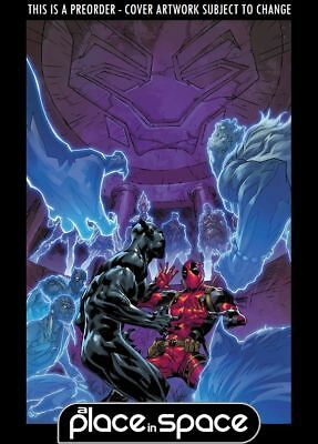 (Wk09) Black Panther Vs Deadpool #5A - Preorder 27Th Feb