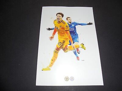 2018/19 - WOLVES v LEICESTER (2019) WOLVERHAMPTON WANDERERS )
