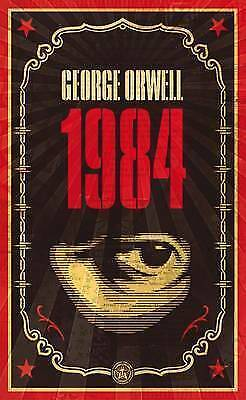 Nineteen Eighty-four by George Orwell, Paperback Book, New, FREE & Fast Delivery