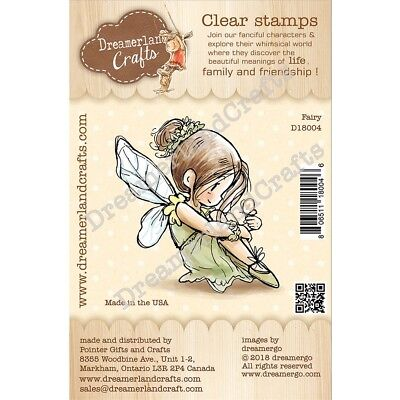 DreamerlandCrafts DS17058 Clear Stamp Set 3x4