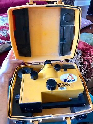 Carl Zeiss Jena Ni005A High Accuracy Automatic Surveying Level With Hard Case