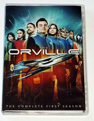 The Orville - First Season - 4 DVD set - Only watched once! With video extras!