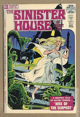 Sinister House of Secret Love #4 1972 VG 4.0
