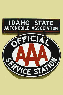 AAA OFFICIAL SERVICE Station Directory American Automobile
