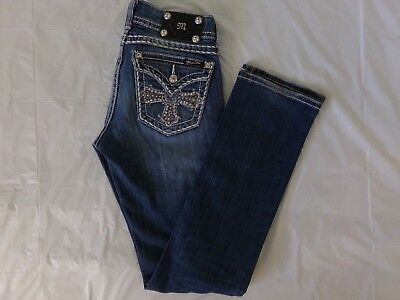 efdbd3843868 Womens Miss Me Jeans straight Size 28