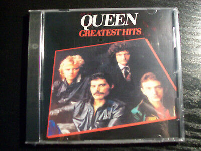 Queen-Greatest Hits-Import Version-CD/NEW
