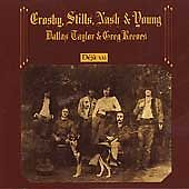 Deja Vu, Crosby, Stills, Nash and Young, New,  Audio CD, FREE & Fast Delivery