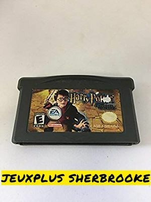 Harry Potter and the Chamber of Secrets (Nintendo Game Boy Advance, 2002)