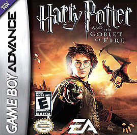 Harry Potter and the Goblet of Fire (Nintendo Game Boy Advance, 2005)