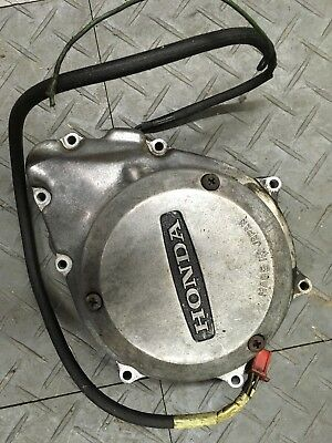 Honda CB750F Alternator Left Side Engine Cover