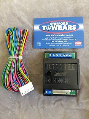Universal Bypass Relay for Cambus & Multiplex Wiring Towbar Towing electrics