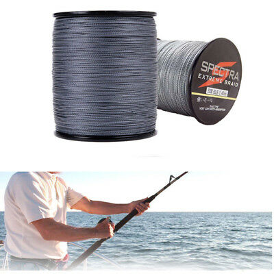 500M Sea Fishing Line Agepoch Super Strong Spectra Extreme PE Braided US