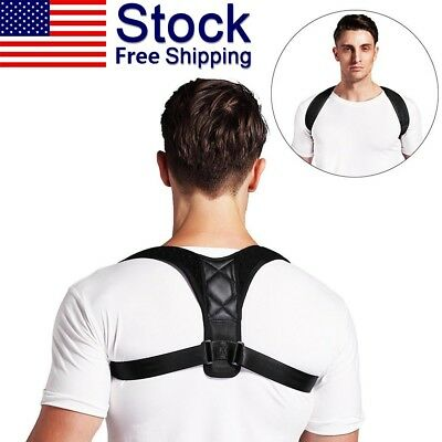 New BodyWellness Posture Corrector (Adjustable to All Body Sizes) FREE SHIPPING