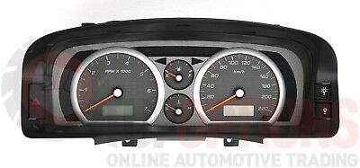 NEW Ford SX Territory AWD TS or Ghia High Series Instrument Cluster - SX10849C
