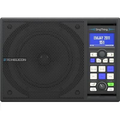 Tc Helicon Singthing Monitor Attivo 150 Watt Con Processore Effetti Per Voce Int