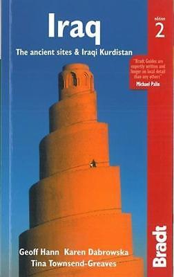 Iraq: The ancient sites and Iraqi Kurdistan (Bradt Travel Guides) by Dabrowska,