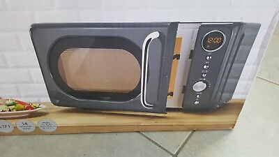 Forno A Microonde Silvercrest Vintage