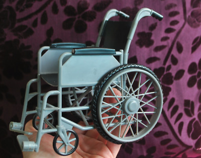 """Wheelchair for 1//6 Scale 12/""""  Action Figure BBI Hot Toys Dragon Doll"""