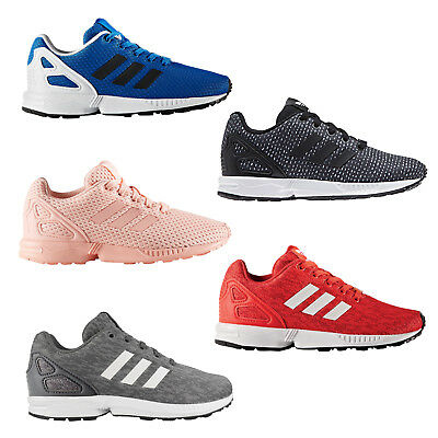 Adidas Originals Zx Flux Kids Sneakers Trainers Sport Shoes Running Shoes 6fc1984e9