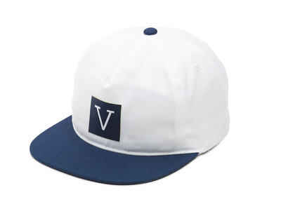 94213ad73c8 Vans X Chima Unstructured White Dress Blues Hat One Size