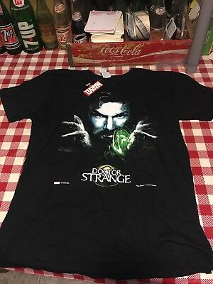 b7a8bb91d4 DOCTOR STRANGE Time Stone T-Shirt (LARGE) Nerd Block EXCLUSIVE - NEW WITH