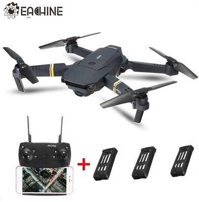 DRONE X PRO HD 720p 2MP, 0,3MP mavic pro options BATTERIES + BAG