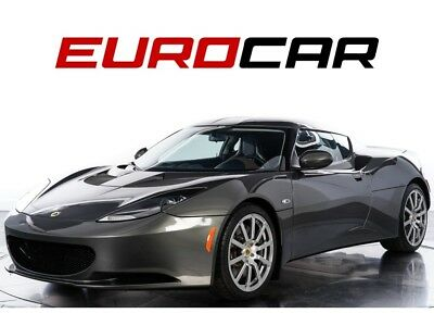 2011 Evora 2+0 (1 of 1 with 'Carbon Grey' paint) One of One in 'Carbon Grey Metallic' with Cocobolo Leather, Premium Package
