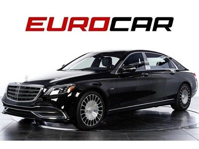2018 Mercedes-Benz S-Class Mercedes-Maybach S650 ($214,745.00 MSRP) $214,745.00 MSRP! MAGIC SKY CONTROL