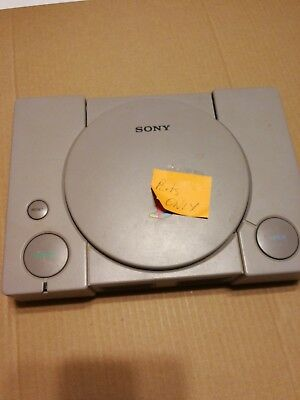 Sony PlayStation 1 Playstation one PS1 Console Only*** For Parts Or Repair