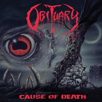 OBITUARY  Cause Of Death  (Digipak) (Album 2019 )  CD  NEU & OVP  22.02.2019