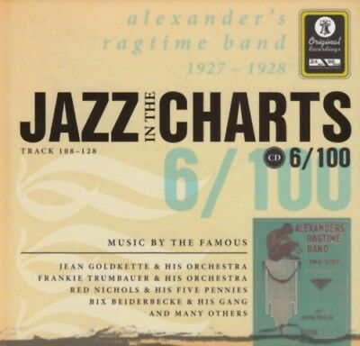 Various - Jazz in the charts 6/100 - Alexander's ragtime band - CD
