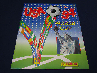 Panini WM WC WK 1994 USA 94, Leeralbum/empty album,Belgium Belgique version,MINT