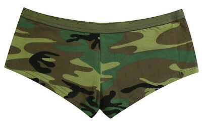80bff8f65b WOODLAND DIGITAL CAMO Booty Camp Shorts - $10.99 | PicClick