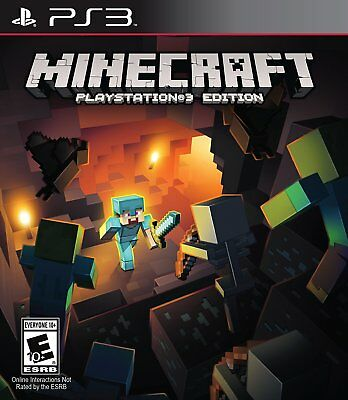 Minecraft | PS3 | No CD