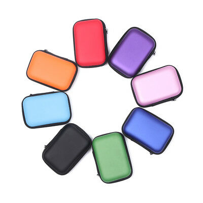 Memory Card Case Earbuds Coin Purse Storage Box Earphone Bag Carry Pouch