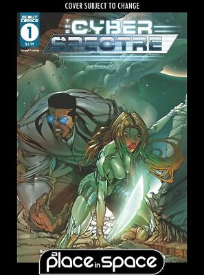The Cyber Spectre #1 - 2Nd Printing (Wk05)