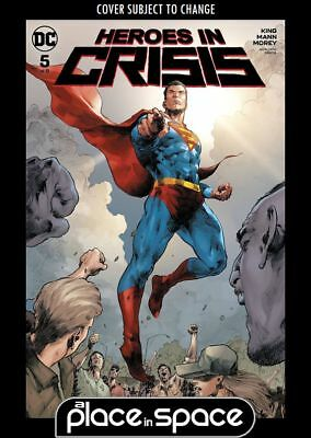 Heroes In Crisis #5A (Wk05)