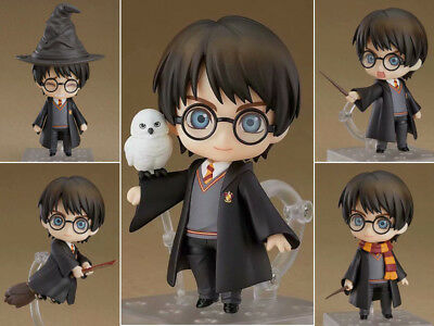 Nendoroid 999 Harry Potter with Hedwig PVC Action Figurine Figure