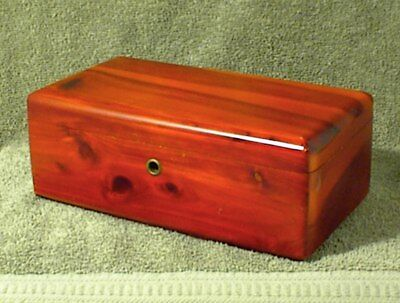 Lane Cedar Chests Farber Otteman Sac City Iowa Salesman Sample Jewelry Box