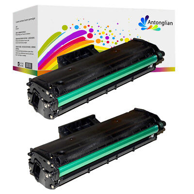 2pk Toner Cartridge MLTD111S MLT-D111S For Samsung 111S Xpress M2070FW M2020W