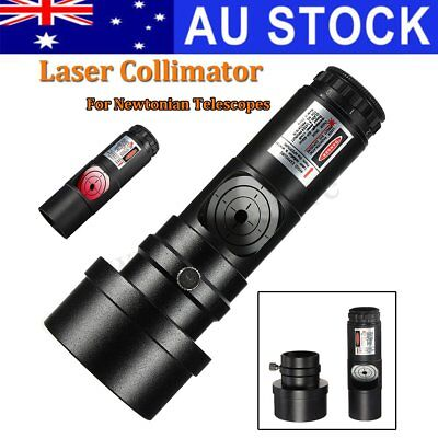 AU 7 Bright Level 1.25'' Laser Collimator 2'' Adaptor For Newtonian Telescopes