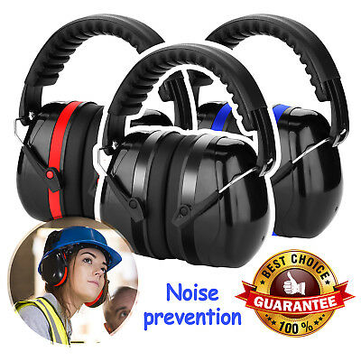Ear Muffs Hearing Foldable Noise Reduction 34dB Protection Gun Shooting Range
